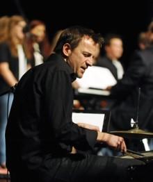 Schlagzeug: Alex Huber